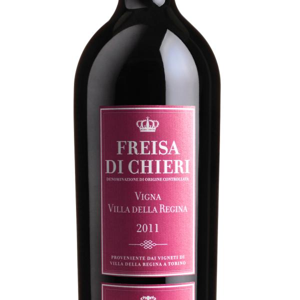 """Freisa di Chieri """"Vigna Villa della Regina"""" – Bottiglia 0,75L"""